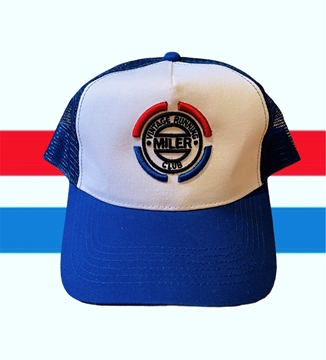 """Imagen de MILER CAP """"BLUE"""""""